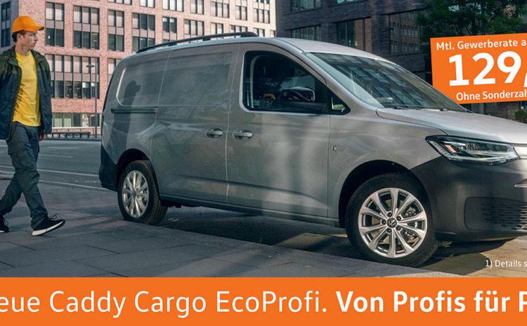 Der neue Caddy Cargo EcoProfi