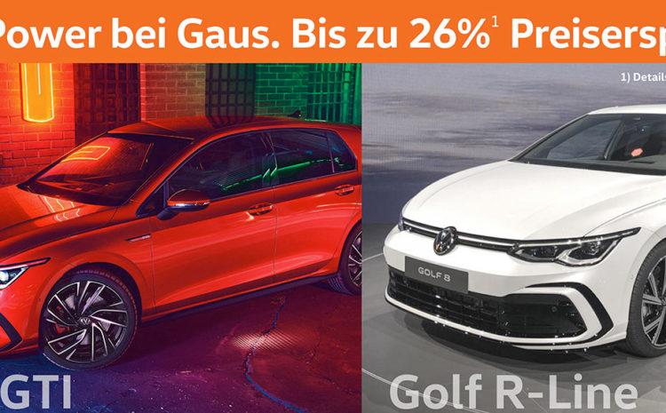 Golf Power bei Gaus