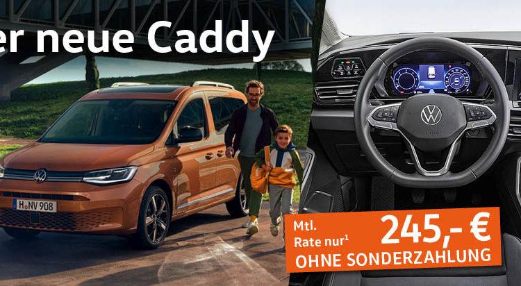 Der neue Caddy Life Move