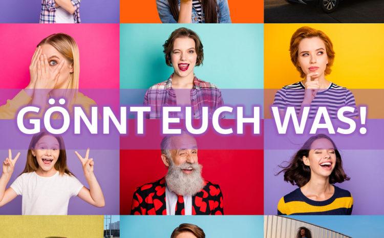 #gönnteuchwas-Paket